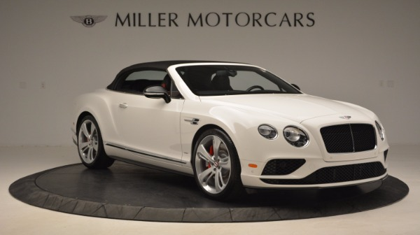 New 2017 Bentley Continental GT V8 S for sale Sold at Rolls-Royce Motor Cars Greenwich in Greenwich CT 06830 25