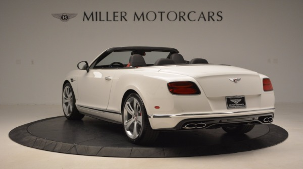 New 2017 Bentley Continental GT V8 S for sale Sold at Rolls-Royce Motor Cars Greenwich in Greenwich CT 06830 5
