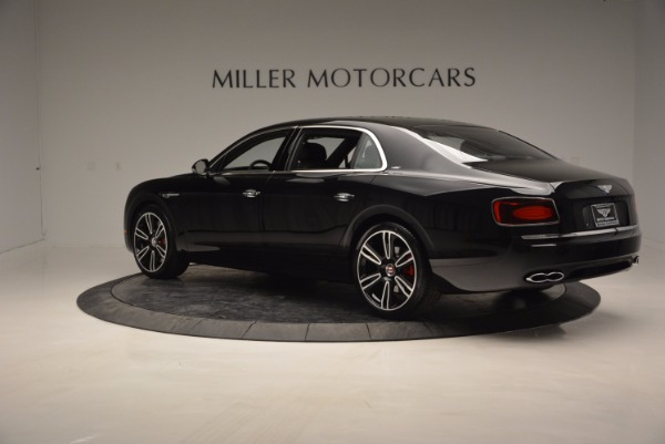Used 2017 Bentley Flying Spur V8 S for sale Sold at Rolls-Royce Motor Cars Greenwich in Greenwich CT 06830 5