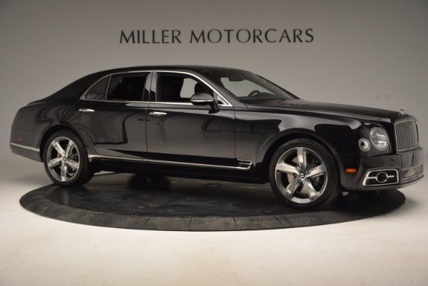 Used 2017 Bentley Mulsanne Speed for sale Sold at Rolls-Royce Motor Cars Greenwich in Greenwich CT 06830 10