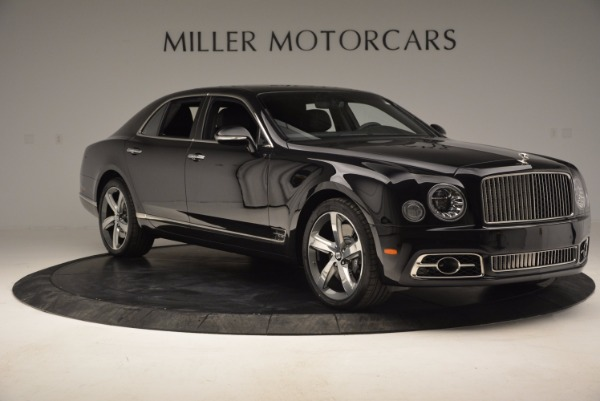 Used 2017 Bentley Mulsanne Speed for sale Sold at Rolls-Royce Motor Cars Greenwich in Greenwich CT 06830 11