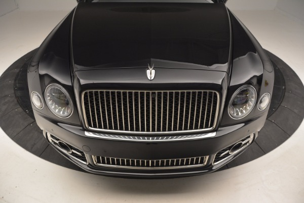 Used 2017 Bentley Mulsanne Speed for sale Sold at Rolls-Royce Motor Cars Greenwich in Greenwich CT 06830 13