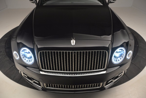 Used 2017 Bentley Mulsanne Speed for sale Sold at Rolls-Royce Motor Cars Greenwich in Greenwich CT 06830 14