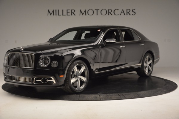 Used 2017 Bentley Mulsanne Speed for sale Sold at Rolls-Royce Motor Cars Greenwich in Greenwich CT 06830 2