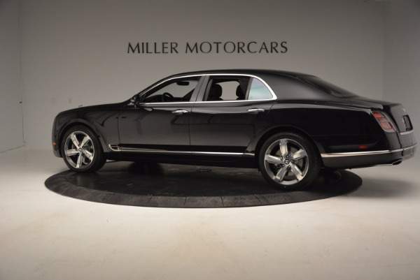 Used 2017 Bentley Mulsanne Speed for sale Sold at Rolls-Royce Motor Cars Greenwich in Greenwich CT 06830 4