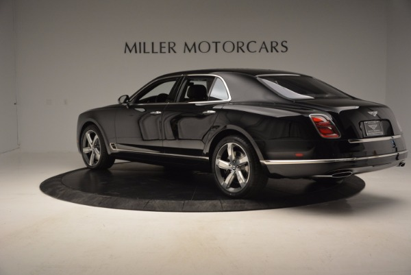 Used 2017 Bentley Mulsanne Speed for sale Sold at Rolls-Royce Motor Cars Greenwich in Greenwich CT 06830 5