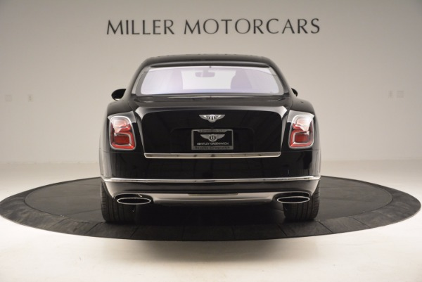 Used 2017 Bentley Mulsanne Speed for sale Sold at Rolls-Royce Motor Cars Greenwich in Greenwich CT 06830 6