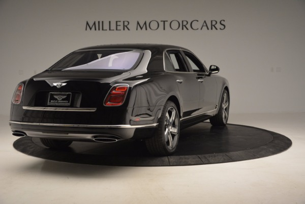 Used 2017 Bentley Mulsanne Speed for sale Sold at Rolls-Royce Motor Cars Greenwich in Greenwich CT 06830 7