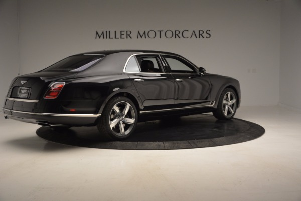 Used 2017 Bentley Mulsanne Speed for sale Sold at Rolls-Royce Motor Cars Greenwich in Greenwich CT 06830 8