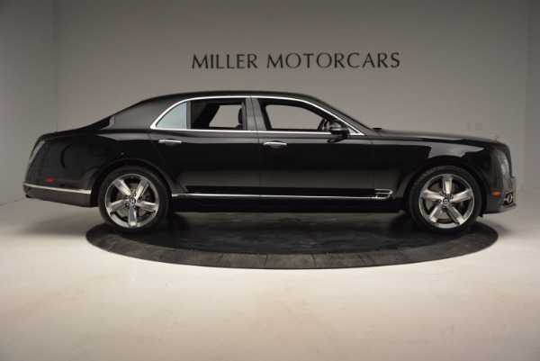 Used 2017 Bentley Mulsanne Speed for sale Sold at Rolls-Royce Motor Cars Greenwich in Greenwich CT 06830 9