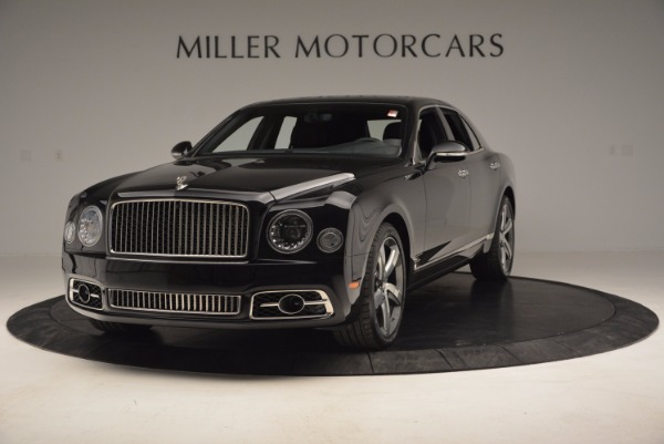 Used 2017 Bentley Mulsanne Speed for sale Sold at Rolls-Royce Motor Cars Greenwich in Greenwich CT 06830 1