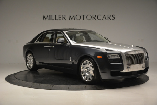 Used 2013 Rolls-Royce Ghost for sale Sold at Rolls-Royce Motor Cars Greenwich in Greenwich CT 06830 12