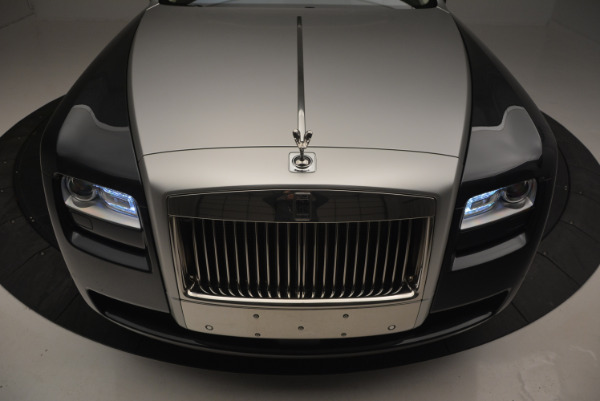 Used 2013 Rolls-Royce Ghost for sale Sold at Rolls-Royce Motor Cars Greenwich in Greenwich CT 06830 15