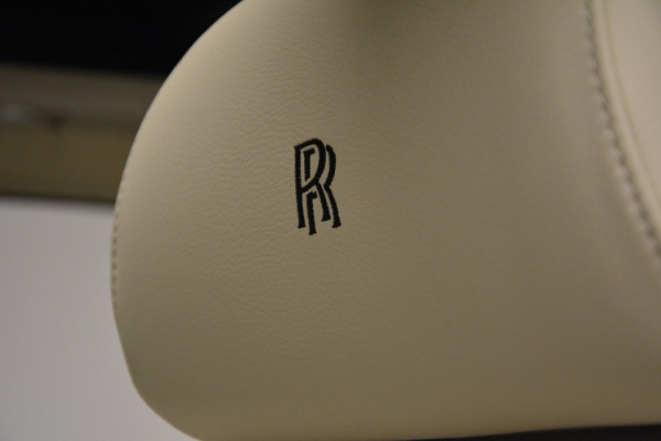 Used 2013 Rolls-Royce Ghost for sale Sold at Rolls-Royce Motor Cars Greenwich in Greenwich CT 06830 28