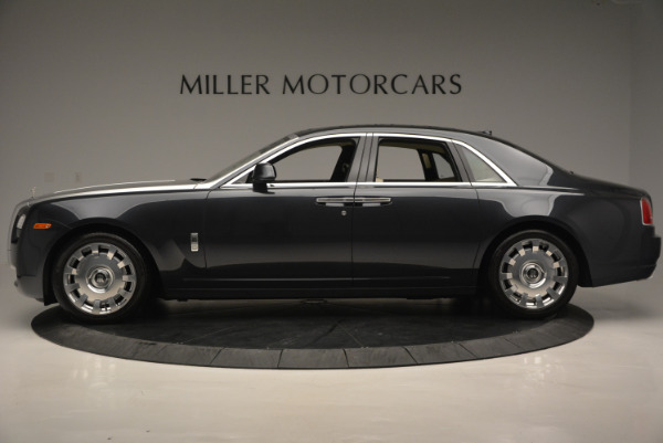 Used 2013 Rolls-Royce Ghost for sale Sold at Rolls-Royce Motor Cars Greenwich in Greenwich CT 06830 3
