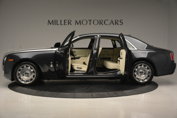 Used 2013 Rolls-Royce Ghost for sale Sold at Rolls-Royce Motor Cars Greenwich in Greenwich CT 06830 4