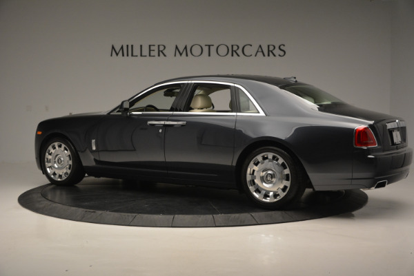 Used 2013 Rolls-Royce Ghost for sale Sold at Rolls-Royce Motor Cars Greenwich in Greenwich CT 06830 5