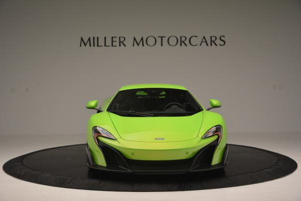 Used 2016 McLaren 675LT for sale Sold at Rolls-Royce Motor Cars Greenwich in Greenwich CT 06830 12