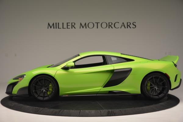 Used 2016 McLaren 675LT for sale Sold at Rolls-Royce Motor Cars Greenwich in Greenwich CT 06830 3