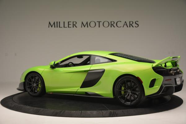 Used 2016 McLaren 675LT for sale Sold at Rolls-Royce Motor Cars Greenwich in Greenwich CT 06830 4