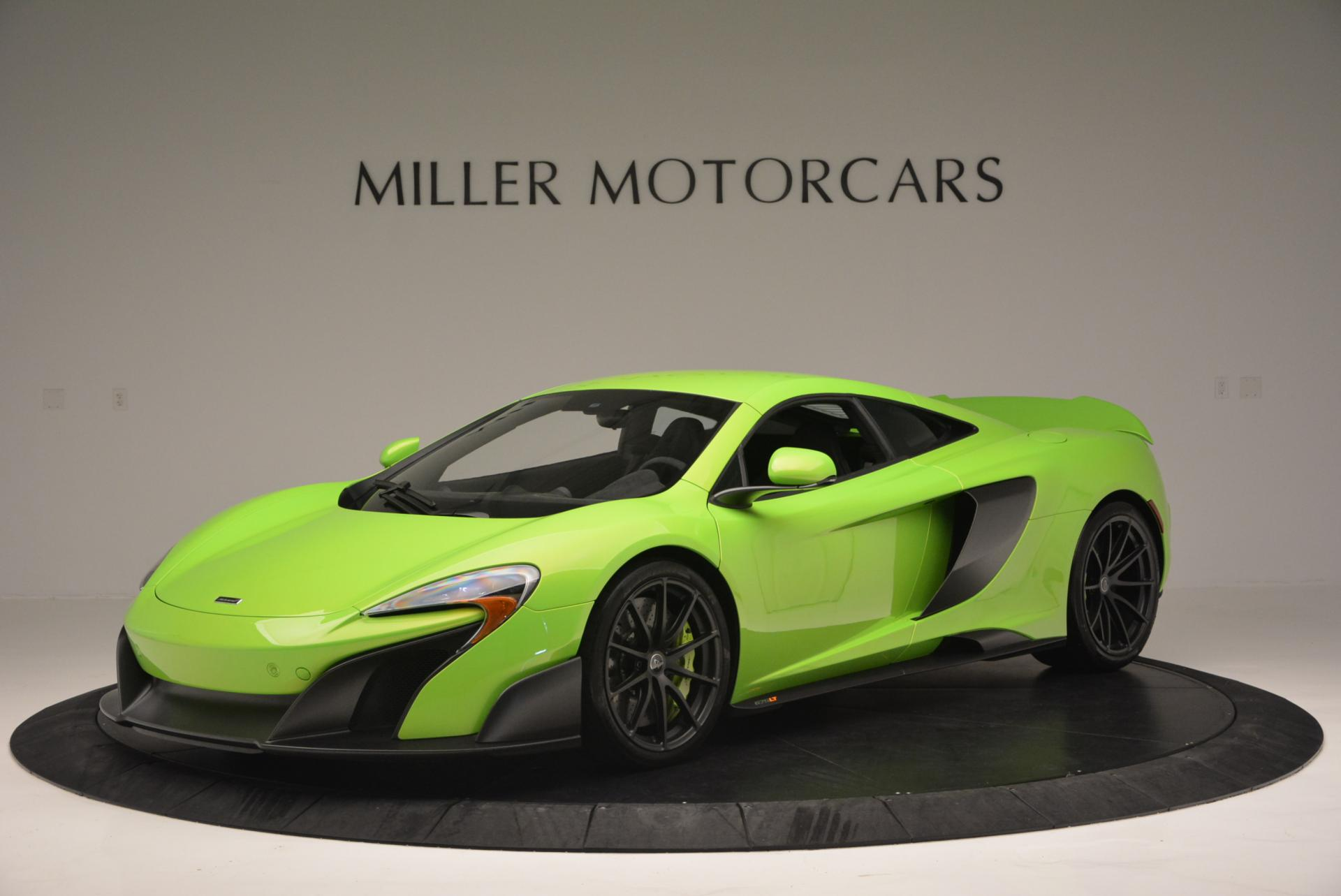 Used 2016 McLaren 675LT for sale Sold at Rolls-Royce Motor Cars Greenwich in Greenwich CT 06830 1