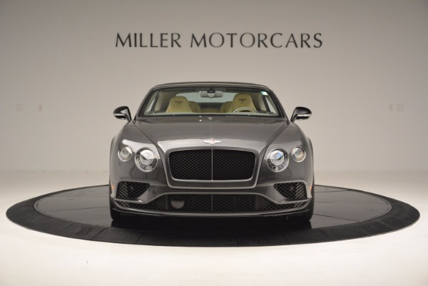 Used 2017 Bentley Continental GT V8 S for sale Sold at Rolls-Royce Motor Cars Greenwich in Greenwich CT 06830 11