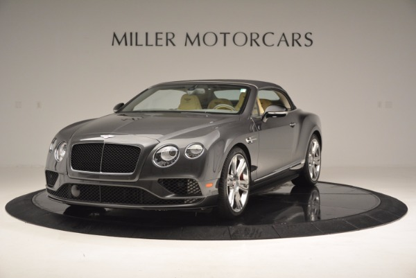 Used 2017 Bentley Continental GT V8 S for sale Sold at Rolls-Royce Motor Cars Greenwich in Greenwich CT 06830 12