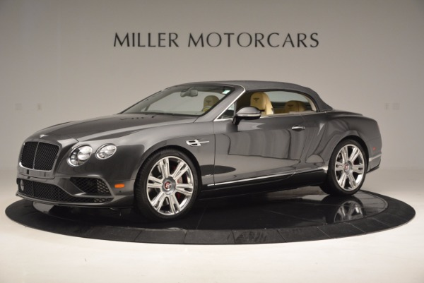 Used 2017 Bentley Continental GT V8 S for sale Sold at Rolls-Royce Motor Cars Greenwich in Greenwich CT 06830 13