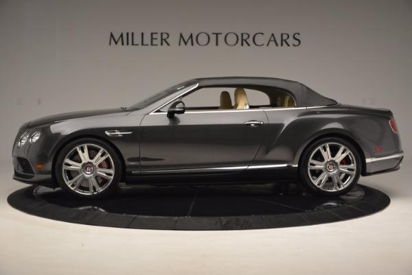 Used 2017 Bentley Continental GT V8 S for sale Sold at Rolls-Royce Motor Cars Greenwich in Greenwich CT 06830 14