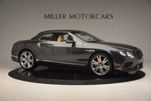 Used 2017 Bentley Continental GT V8 S for sale Sold at Rolls-Royce Motor Cars Greenwich in Greenwich CT 06830 19