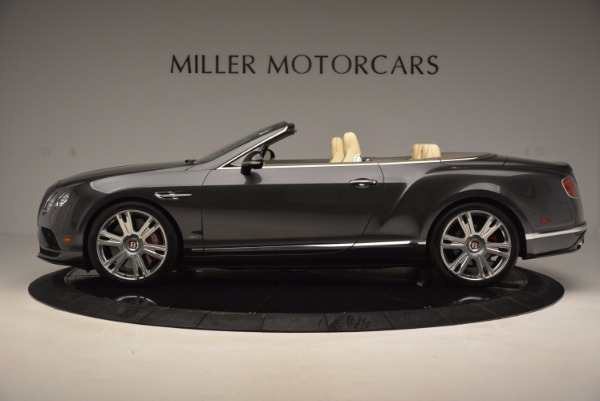 Used 2017 Bentley Continental GT V8 S for sale Sold at Rolls-Royce Motor Cars Greenwich in Greenwich CT 06830 3