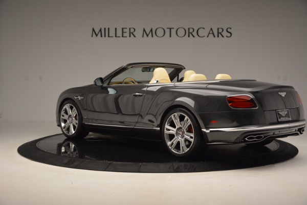 Used 2017 Bentley Continental GT V8 S for sale Sold at Rolls-Royce Motor Cars Greenwich in Greenwich CT 06830 4