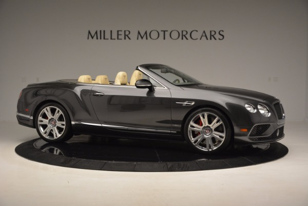 Used 2017 Bentley Continental GT V8 S for sale Sold at Rolls-Royce Motor Cars Greenwich in Greenwich CT 06830 8