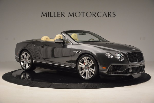 Used 2017 Bentley Continental GT V8 S for sale Sold at Rolls-Royce Motor Cars Greenwich in Greenwich CT 06830 9