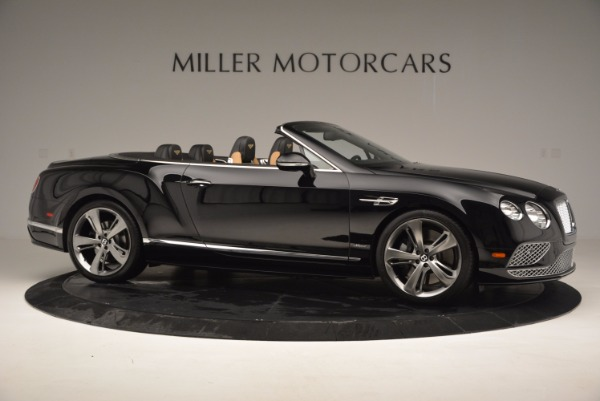 Used 2016 Bentley Continental GT Speed Convertible for sale Sold at Rolls-Royce Motor Cars Greenwich in Greenwich CT 06830 10