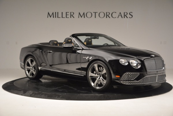 Used 2016 Bentley Continental GT Speed Convertible for sale Sold at Rolls-Royce Motor Cars Greenwich in Greenwich CT 06830 11