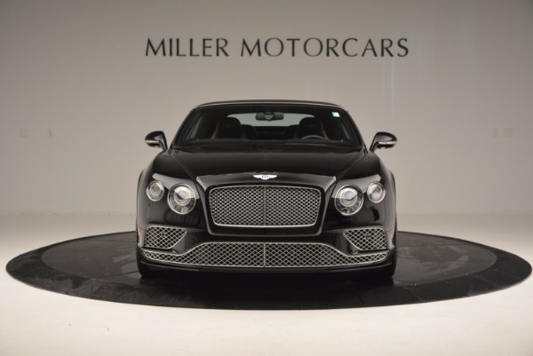 Used 2016 Bentley Continental GT Speed Convertible for sale Sold at Rolls-Royce Motor Cars Greenwich in Greenwich CT 06830 13