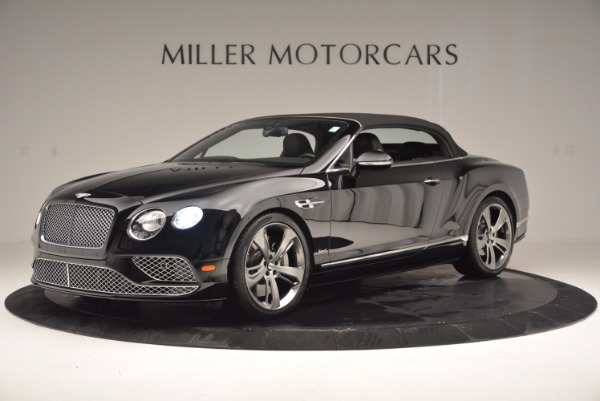 Used 2016 Bentley Continental GT Speed Convertible for sale Sold at Rolls-Royce Motor Cars Greenwich in Greenwich CT 06830 14