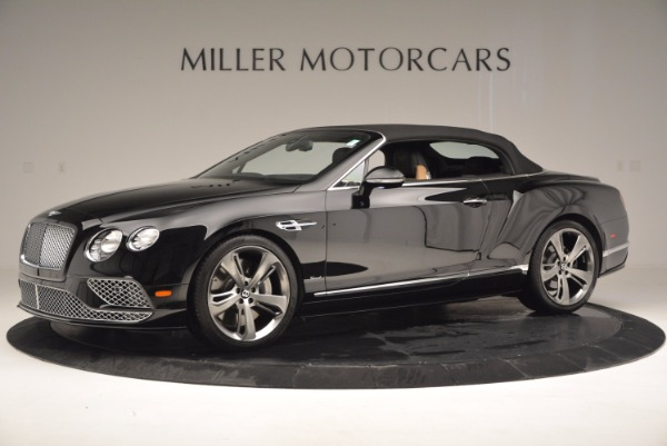 Used 2016 Bentley Continental GT Speed Convertible for sale Sold at Rolls-Royce Motor Cars Greenwich in Greenwich CT 06830 15