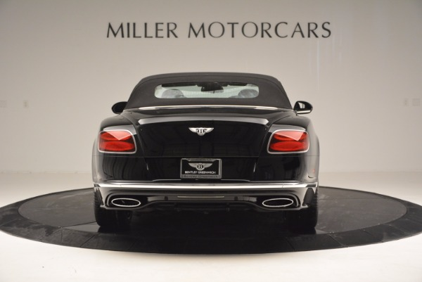 Used 2016 Bentley Continental GT Speed Convertible for sale Sold at Rolls-Royce Motor Cars Greenwich in Greenwich CT 06830 17