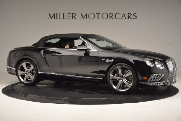 Used 2016 Bentley Continental GT Speed Convertible for sale Sold at Rolls-Royce Motor Cars Greenwich in Greenwich CT 06830 19