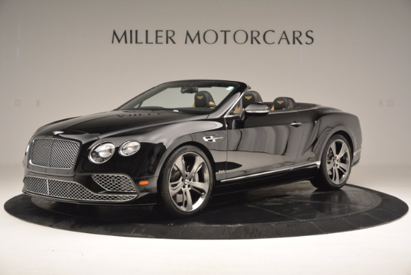 Used 2016 Bentley Continental GT Speed Convertible for sale Sold at Rolls-Royce Motor Cars Greenwich in Greenwich CT 06830 2