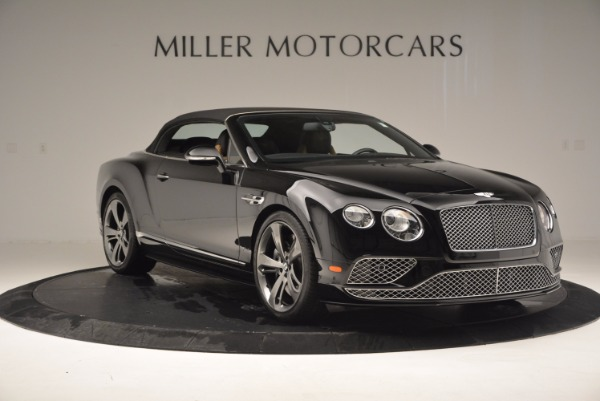 Used 2016 Bentley Continental GT Speed Convertible for sale Sold at Rolls-Royce Motor Cars Greenwich in Greenwich CT 06830 20