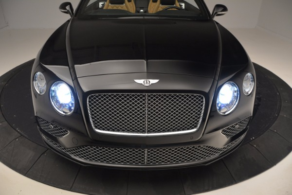 Used 2016 Bentley Continental GT Speed Convertible for sale Sold at Rolls-Royce Motor Cars Greenwich in Greenwich CT 06830 22