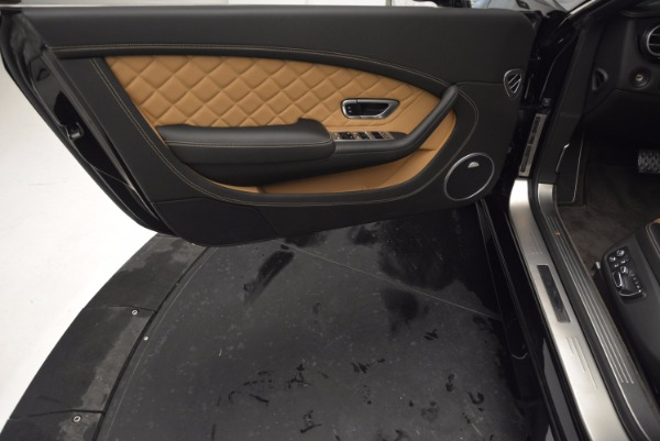 Used 2016 Bentley Continental GT Speed Convertible for sale Sold at Rolls-Royce Motor Cars Greenwich in Greenwich CT 06830 27