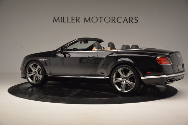 Used 2016 Bentley Continental GT Speed Convertible for sale Sold at Rolls-Royce Motor Cars Greenwich in Greenwich CT 06830 4