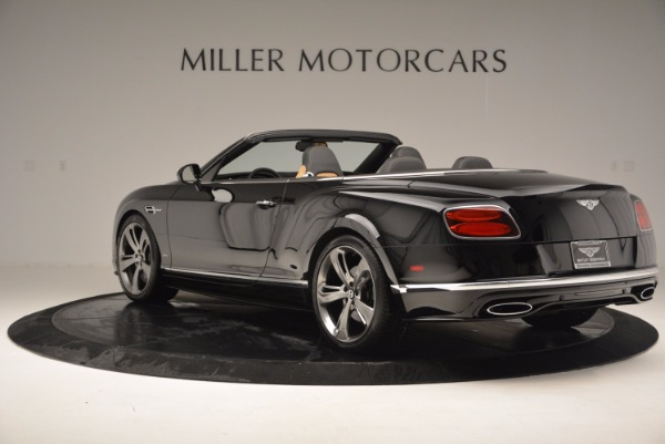 Used 2016 Bentley Continental GT Speed Convertible for sale Sold at Rolls-Royce Motor Cars Greenwich in Greenwich CT 06830 5