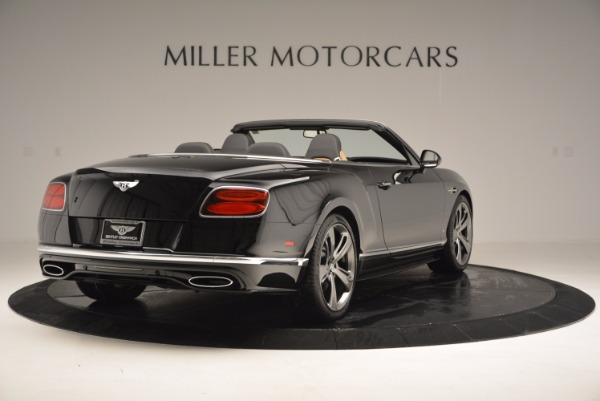 Used 2016 Bentley Continental GT Speed Convertible for sale Sold at Rolls-Royce Motor Cars Greenwich in Greenwich CT 06830 7