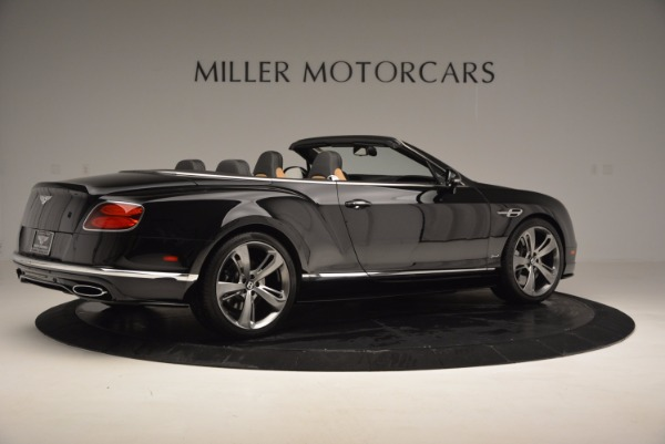Used 2016 Bentley Continental GT Speed Convertible for sale Sold at Rolls-Royce Motor Cars Greenwich in Greenwich CT 06830 8