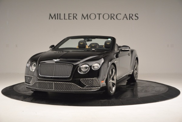Used 2016 Bentley Continental GT Speed Convertible for sale Sold at Rolls-Royce Motor Cars Greenwich in Greenwich CT 06830 1